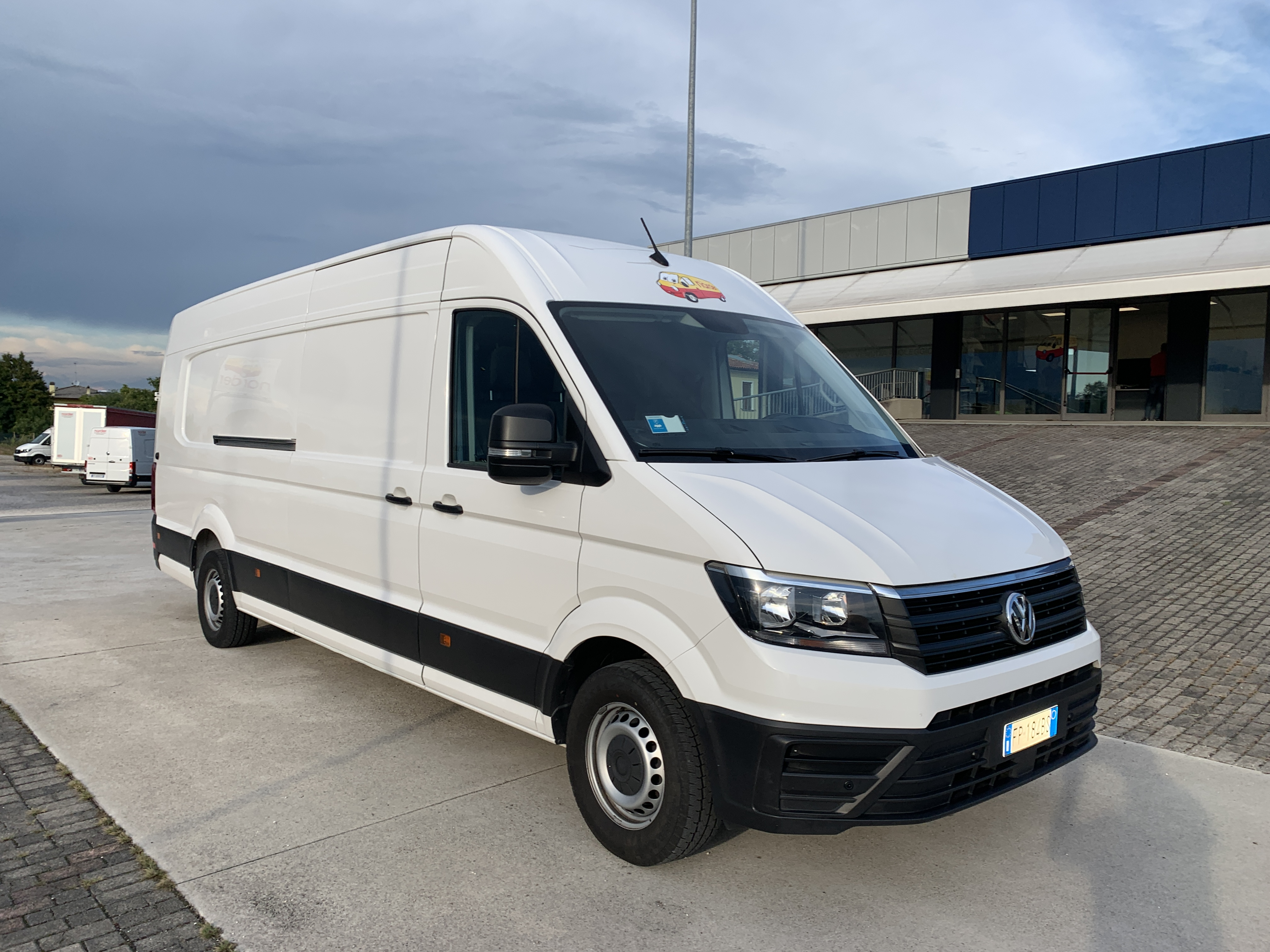 VW CRAFTER L5H3